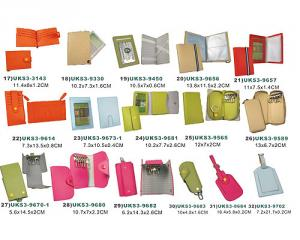 Gift items:travel tag/photoframe/card holder/key bags/purses ashtray