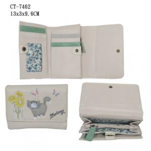 Lady's Wallet CT-7462