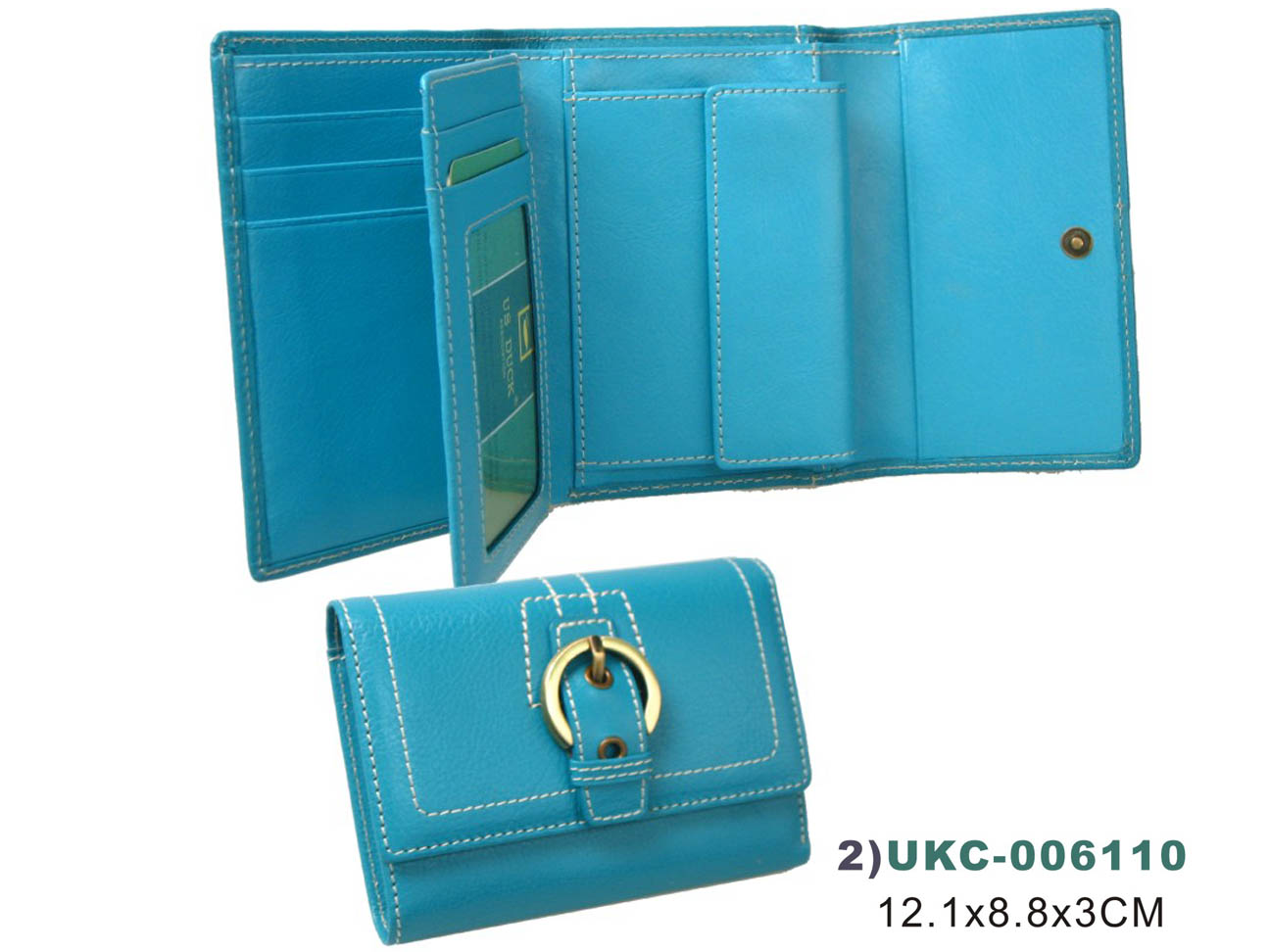Female wallet UKC-006110