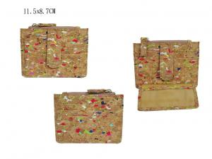 Cork Card Coin Purse