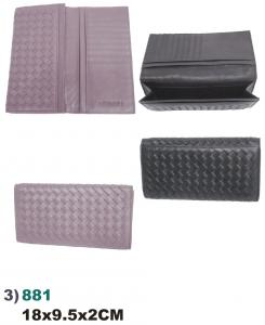 Female wallet 3-881